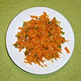 Raw Food Recipe: Carrot with Parsley and Walnuts (English Edition)