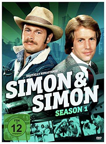 Simon & Simon - Season 1 (4 DVDs)