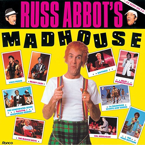 Russ Abbot's Madhouse LP