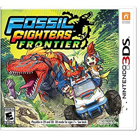 Fossil Fighters Frontier by Nintendo