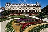 777061 Convent Dames De St Georges Rennes France A4 Photo