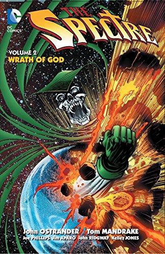Preisvergleich Produktbild The Spectre Vol. 2: Wrath of God