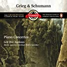 Grieg: Piano Concerto in A minor Op. 16; Schumann: Piano Concerto in A minor Op. 54