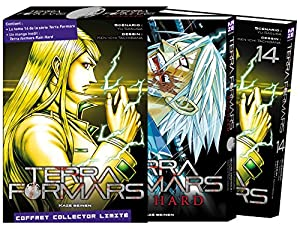 Terra Formars Coffret Tome 14 + Rain Hard One-shot