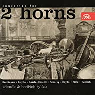 Concertos for Two French Horns: Beethoven, Haydn, Rejcha et al. / Z.Tylsar, B.Tylsar