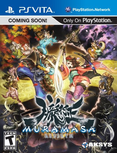 Muramasa Rebirth (PlayStation Vita)