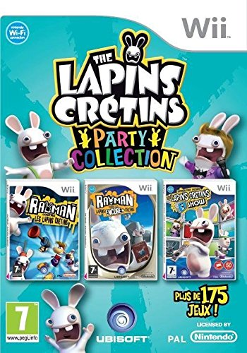 the-lapins-cretins-party-collection