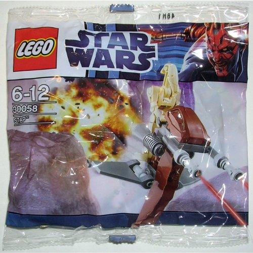 LEGO Star Wars: 30058 STAP Battle Droid Mini im Beutel 2012 (Lego Star Wars Stap)