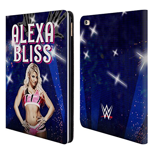 Offizielle WWE LED Bild Alexa Bliss Brieftasche Handyhülle aus Leder für iPad Air 2 (2014) (Ipad Air 2 Case-hulk)