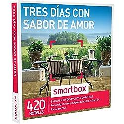 Smartbox - Caja Regalo Tres dias con Sabor de Amor ''''