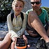 Garmin eTrex 20x Outdoor Navigationsgerät (TopoActive Karte, hochauflösendes 5,58cm (2,2 Zoll) Farbdisplay) -