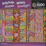 Wonka Candies 1000 Piece Puzzle