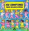 100 comptines pour un jour d'école par Rocard