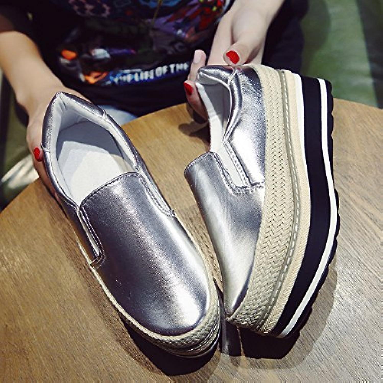 KPHY-La nuova diminuzione di spessore singolo femmina scarpe versione coreana di paglia Sisal Pan di Spagna il... | Produzione qualificata  | Uomini/Donne Scarpa