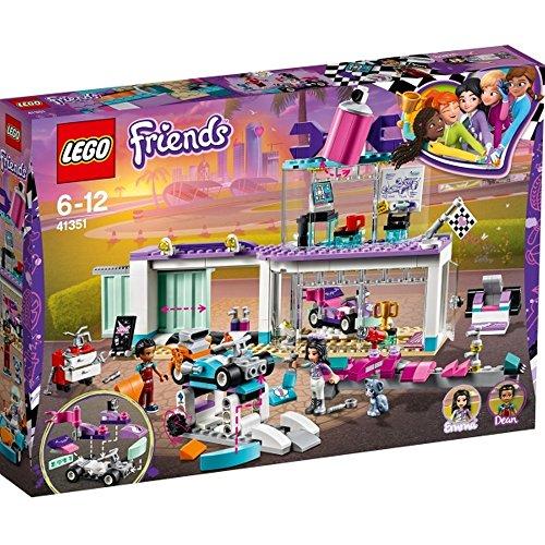 Unbekannt Lego Friends Tuning Werkstatt, 413 Teile