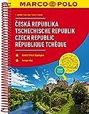MARCO POLO Reiseatlas Tschechische Republik 1:200 000 (MARCO POLO Reiseatlanten)