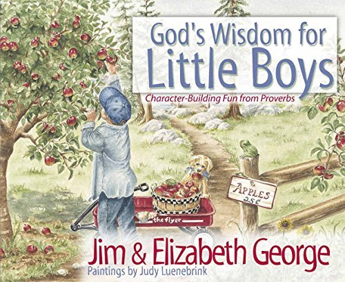 God's Wisdom for Little Boys: Character-Building Fun from Proverbs by Jim George (2002-07-01)