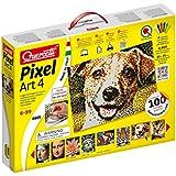 Quercetti Pixel Art 4 6800pieza(s) - Rompecabezas (330 mm, 250 mm, 6800 pieza(s), Caja)