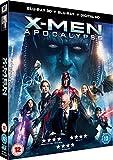 X-Men: Apocalypse [Blu-ray + Blu-ray 3D + Digital HD]
