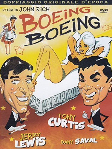beoeing, boeing dvd Italian Import by tony curtis
