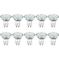 LE GU10 LED Lampe, 4W 350 Lumen LED Leuchtmittel, 50000 Kelvin Kaltweiss ersetzt 50W Halogenlampen, 120°Strahlwinkel…