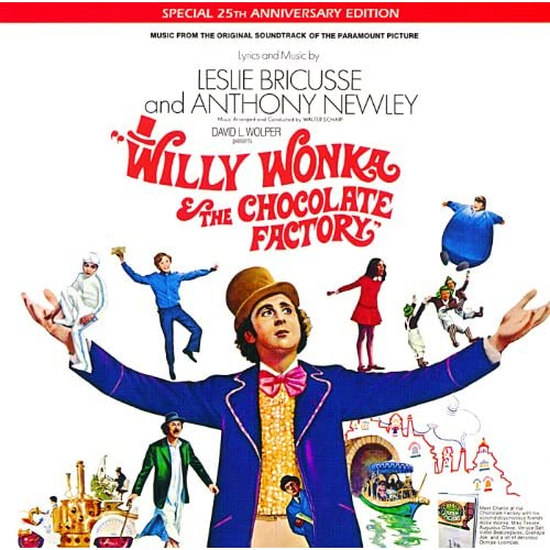 """The Wondrous Boat Ride (From """"Willy Wonka & The Chocolate Factory"""" Soundtrack)"""