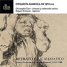Retrato De 'Il Maniatico': Arias Y Sinfonías De Gaetano Brunetti