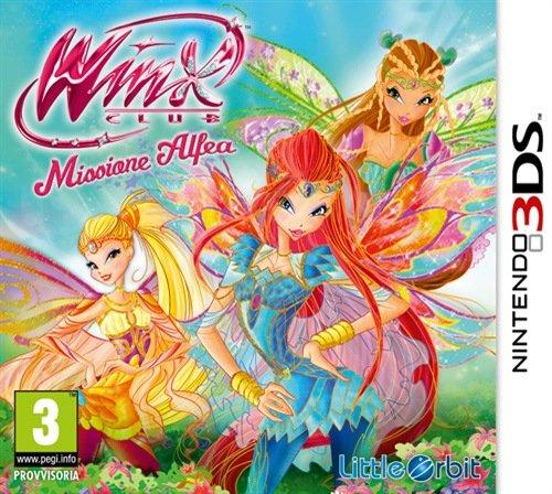 Namco Bandai Games Winx Club: Saving Alfea, 3DS - Juego (3DS, Nintendo 3DS, Acción / Aventura, 1st Playable Productions, 13/11/2014, E (para todos), Inglés)