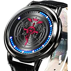 XINGYUNSHI Boys Watches Anime Watches Cross Touch Screen LED Watch-938422