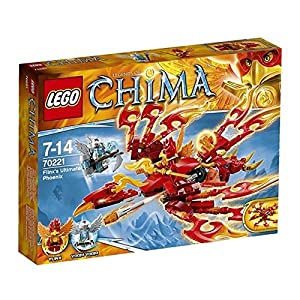 Lego Legends of Chima 70221 - Flinx Ultimativer Phönix