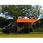 Debus-Camper-tenda-da-sole-a-baldacchino-arancio-brillante