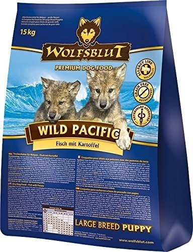 Wolfsblut | Wild Pacific Puppy Large | 15 kg