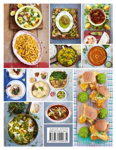 🍕 Jamies 15-Minuten-Küche: Blitzschnell, gesund und superlecker ...