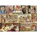 Falcon de luxe - Nostalgia Collection - Nostalgic Brands 1000 Piece Jigsaw Puzzle