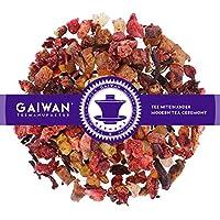 "No. 1178: Fruit tea loose leaf ""Pink Vanilla"" - 100 g (3.5 oz) - GAIWAN® GERMANY - pineapple, papaya, apple, strawberry, hibiscus"