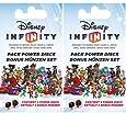 Disney Infinity Bonusmünzen Doppelpack (2 Blindpacks)Vol. 2- Special Edition
