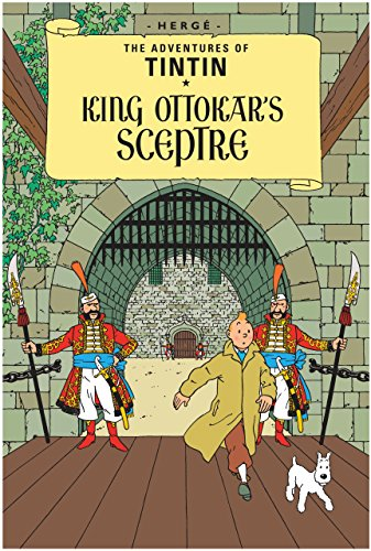 The Adventures of Tintin, Tome 8 : King Ottokar's Sceptre par Herge