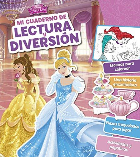 Download Princesas. Libro De Actividades. Mi Cuaderno De Lectura Y
