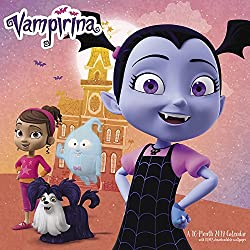 Vampirina Wall Calendar (2019)