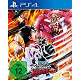 One Piece Burning Blood - [PlayStation 4]