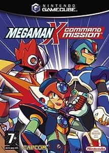 Megaman X Command Mission (GameCube)