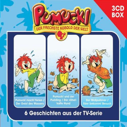 Pumuckl Hörspielbox Vol. 2 (CD 4-6)