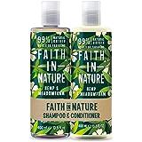Faith In Nature Set di Shampoo e Balsamo