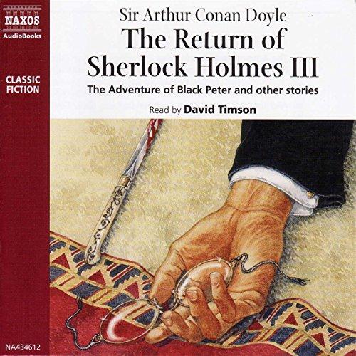 The Return of Sherlock Holmes III  Audiolibri