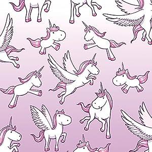 DeinDesign Nintendo Wii Case Skin Sticker aus Vinyl-Folie Aufkleber Einhorn Unicorn Pferde Girls
