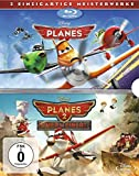 Planes + Planes 2 Doppelpack [Blu-ray]
