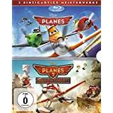 Planes + Planes 2 Doppelpack