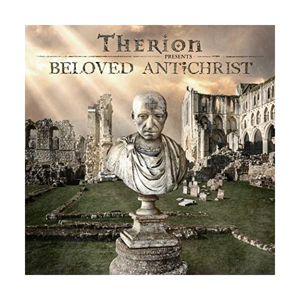 Beloved Antichrist (Limited 3CD Digibook - inc 48-page booklet)