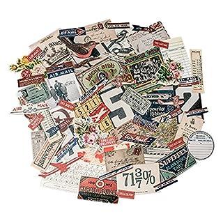 Advantus Papier Idea-Ology Ephemera Pack 70/pkg-Emporium
