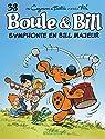 Boule et Bill, tome 38 : Symphonie en Bill majeur par Roba